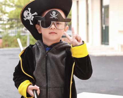 斯迪孚国际幼儿园联盟海盗