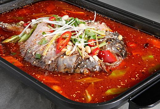 今狐冲窑烤鱼