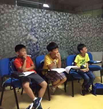 潜能培训培训儿童