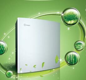 雪莱特空气净化器S540产品图片