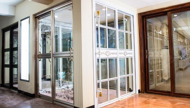 门窗欧式玻璃门