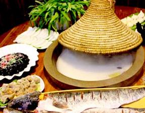 云中魚蒸汽石鍋魚火鍋