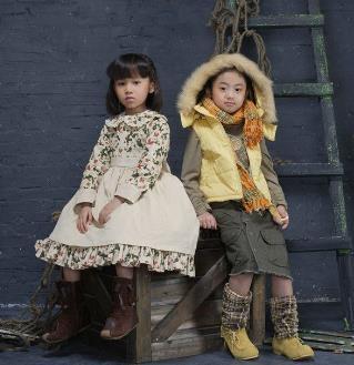 童装女童秋装