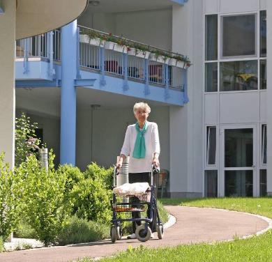 养老院养老院老人