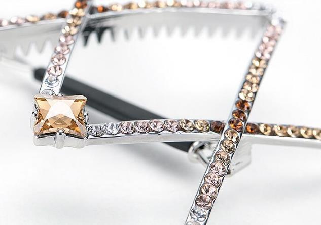 流行美钻石系列发饰