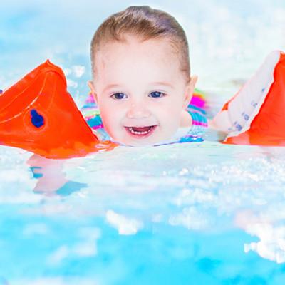家有儿女婴幼儿水育  水上运动