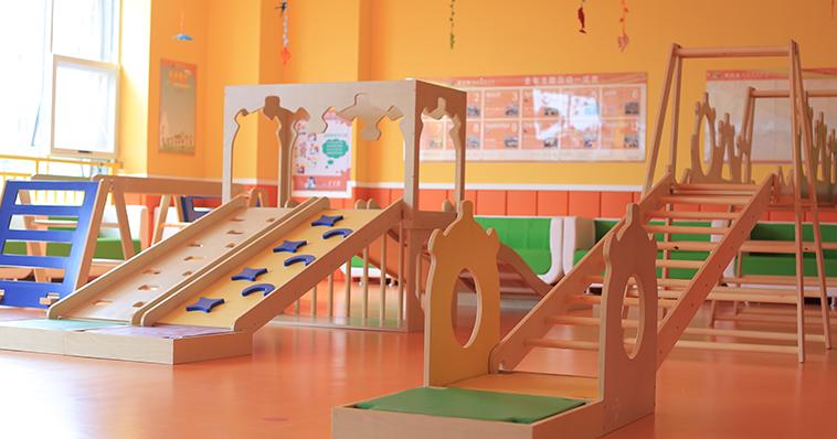 爱悦堡国际早教中心室内