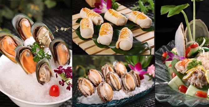 新澳申海鲜火锅海鲜种类繁多
