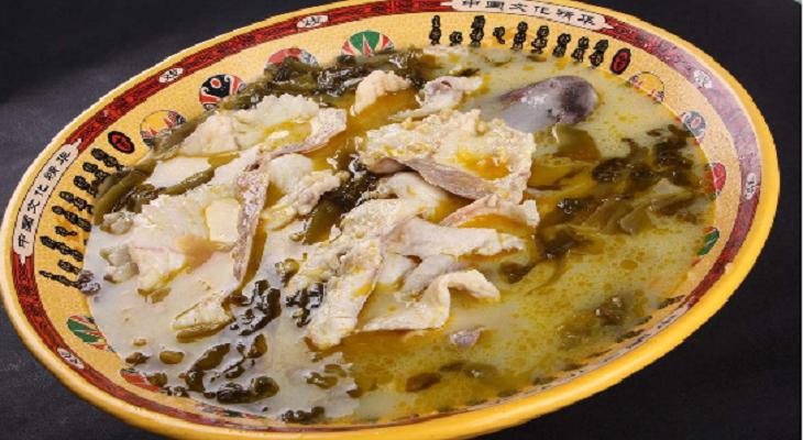 吉香居酸菜鱼