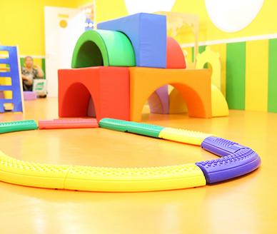 爱悦堡国际早教中心游戏室