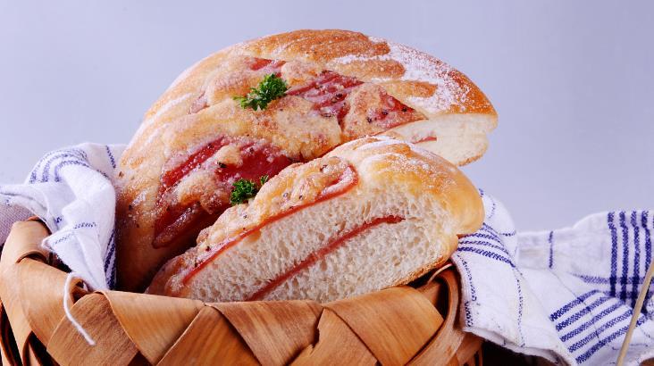 梁师傅烘焙面包