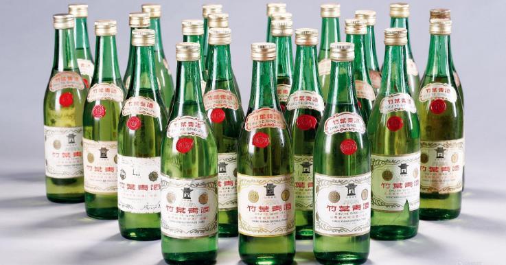 竹叶青酒醇香