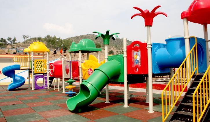 幼儿园游乐设施