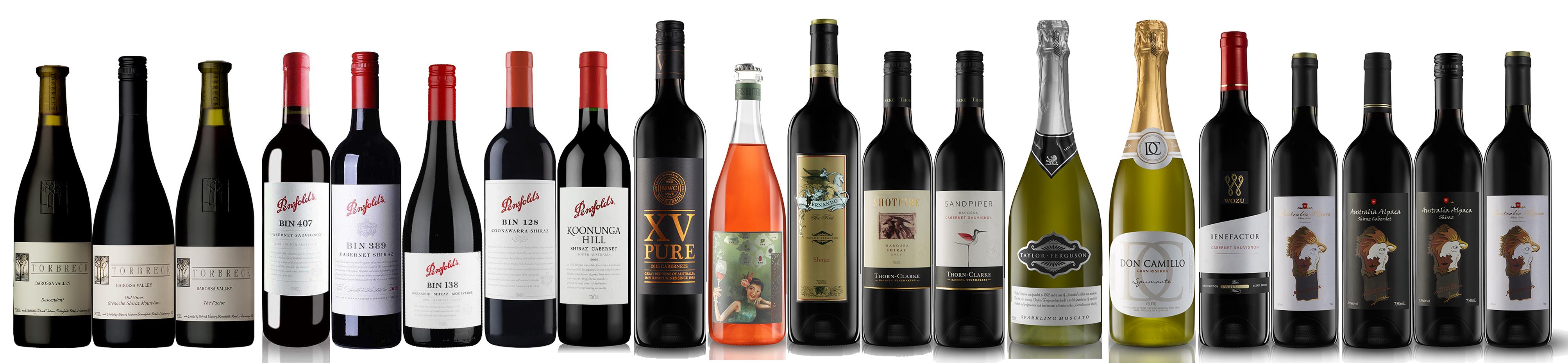 澳纽汇酒业系列产品