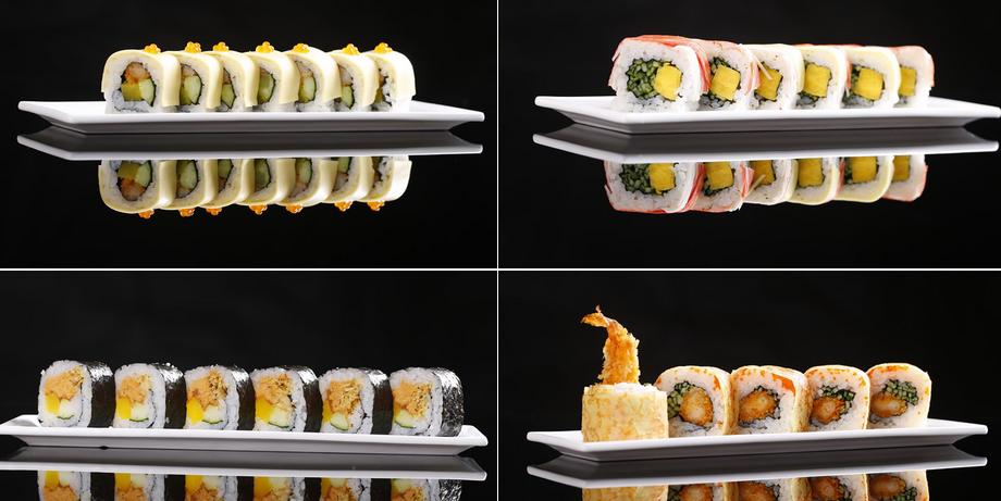常州N多寿司品种丰富