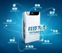 雪莱特空气净化器环保科技图片