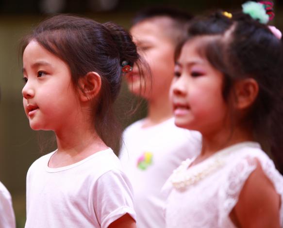 国广教育青少儿学习中心活泼