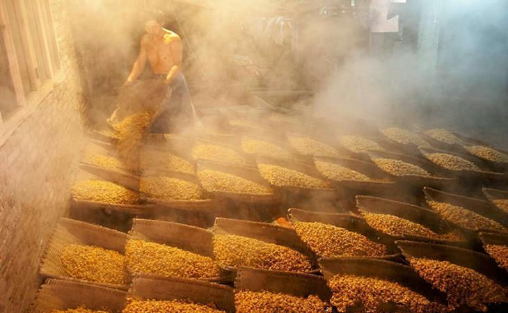 金门高粱酒独特的酿酒工艺