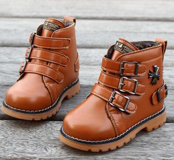 童鞋男童皮鞋