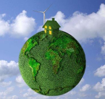 环保绿色地球