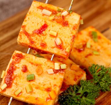 蜀锅串串烤千页豆腐