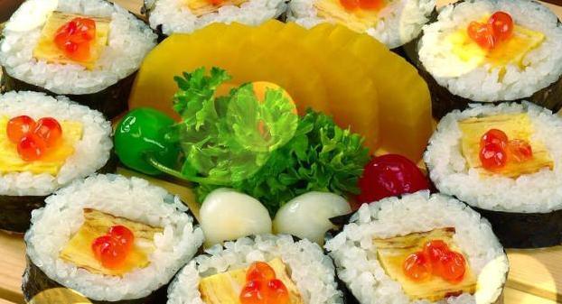 味多寿司寿司拼盘