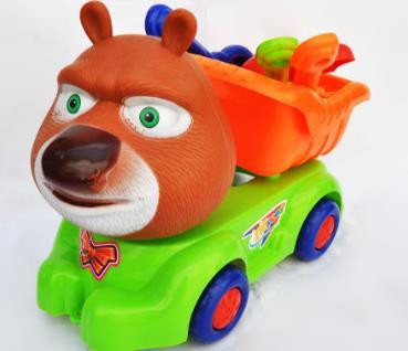 Lalababy熊大汽车