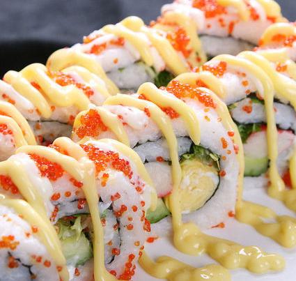 味多寿司芝士寿司