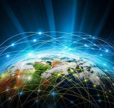 互联网网络辐射区