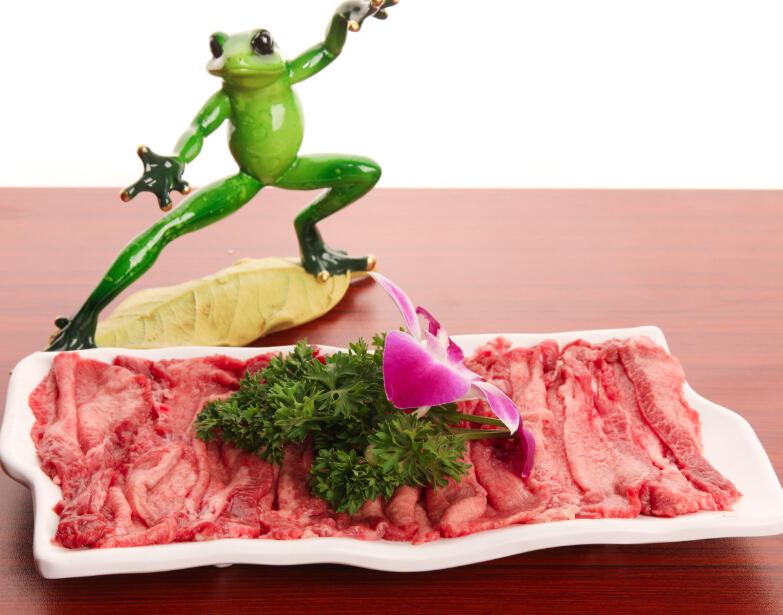 食叁味牛舌