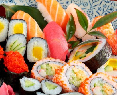 禾太郎寿司寿司拼盘