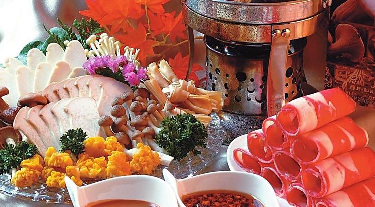 四川晓宇火锅素菜造型