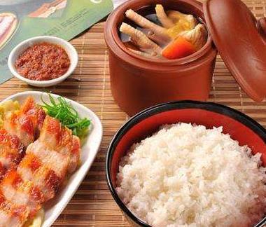籽粒飽中式快餐