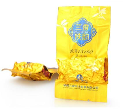 九峰茗茶浓香铁观音