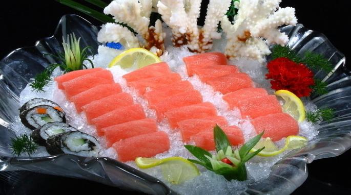 板一寿司寿司拼盘