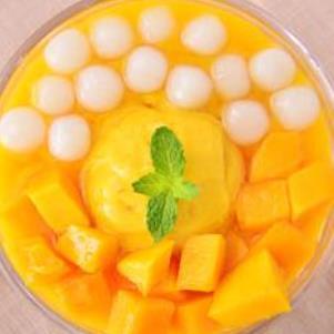 酒窝港式甜品芒果甜品