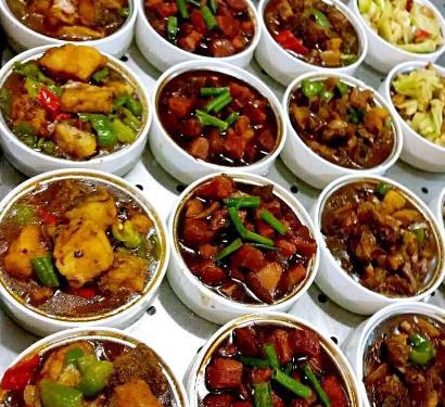 乐口福中式快餐