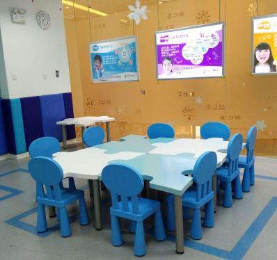 潜能培训早教教室