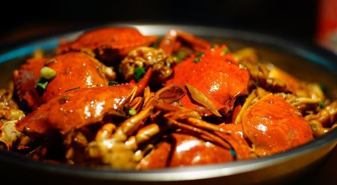 世茂肉蟹煲好吃