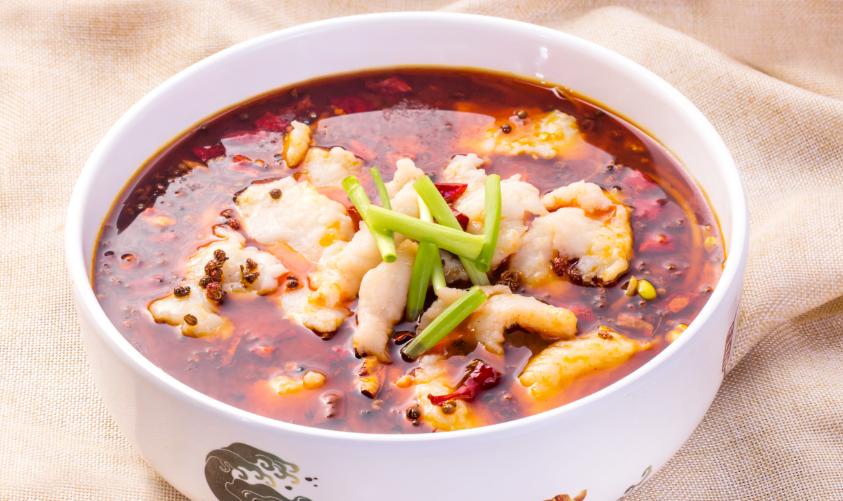 魚小躍酸菜魚麻椒小魚