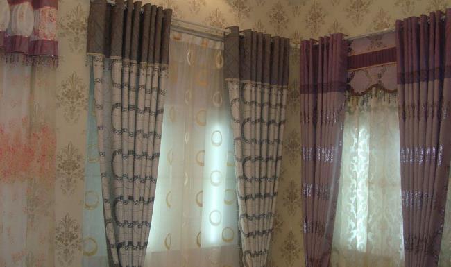 罗绮窗帘窗帘美观