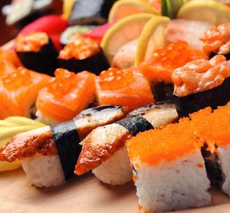 缘丰寿司鳗鱼寿司