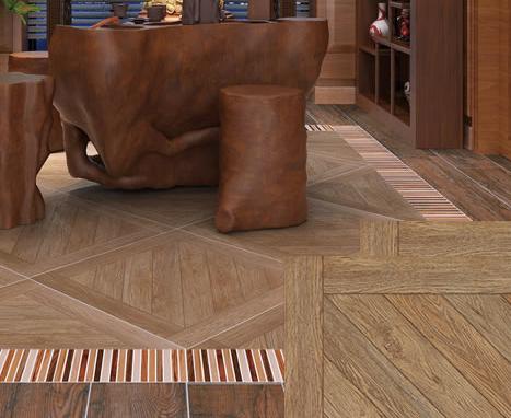 kiki瓷砖木纹砖