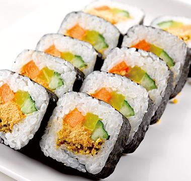 吉川寿司肉松寿司