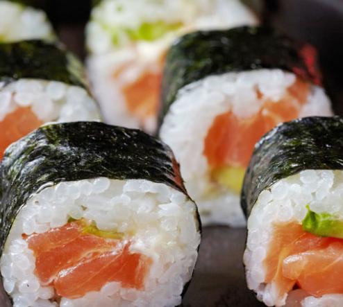 吉川寿司美味