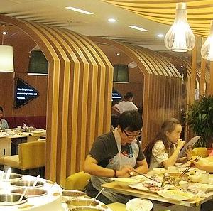 四川德庄火锅餐馆