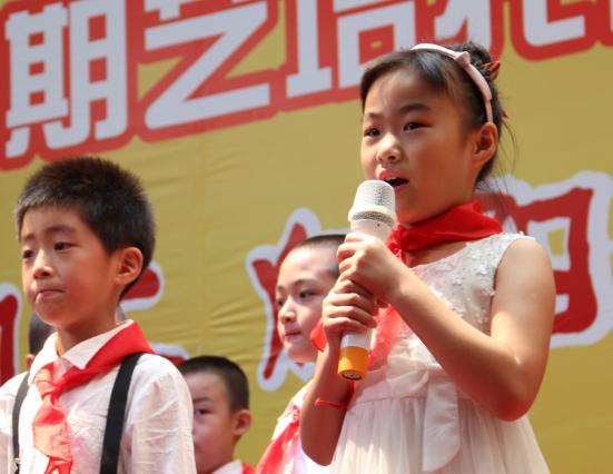国广教育青少儿学习中心暑期活动