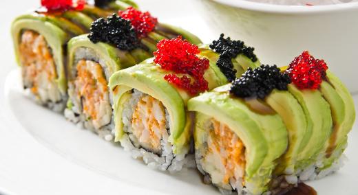 禾太郎寿司美味