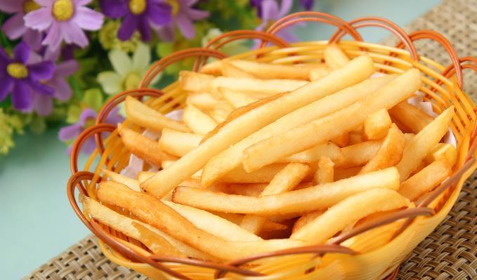 薯条薯格美味