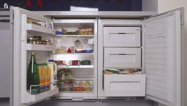 冰箱双开门冰箱